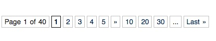 pagination by page